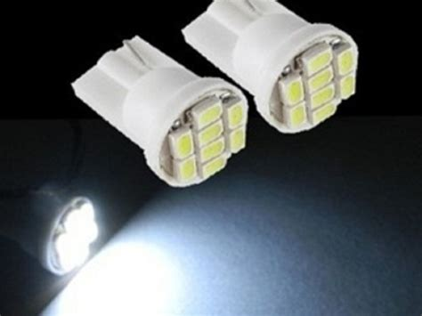 All Types Of Led Lights Number Plate Sidelights Interior