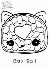 Num Coloring Noms Pages Bacon Colouring Hamburger Printable Roll Cute Cali Kawaii Result Nom Cat Books Getcolorings Mario Letters Suchi sketch template