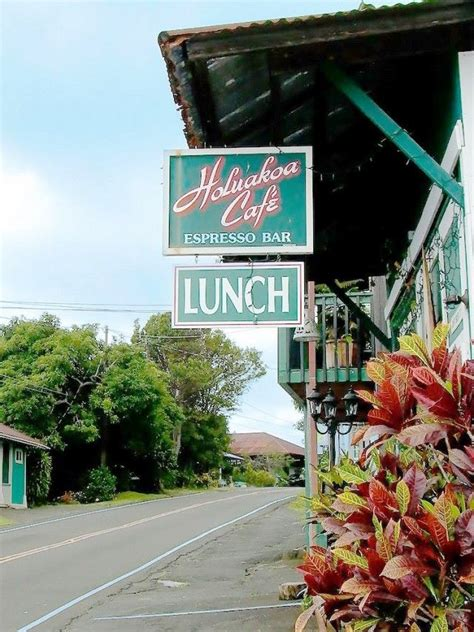 Cottage Style Restaurants by The Locals Only Guide To Kona Hawaii Places Hawai