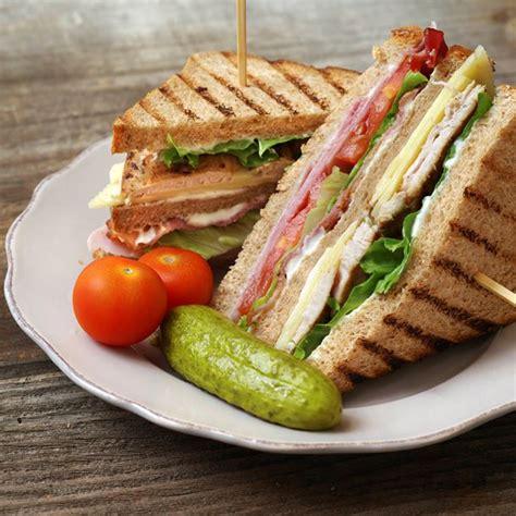 cuisine avec snack bar recette sandwich fait maison