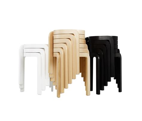 spin stackable stool designer furniture architonic