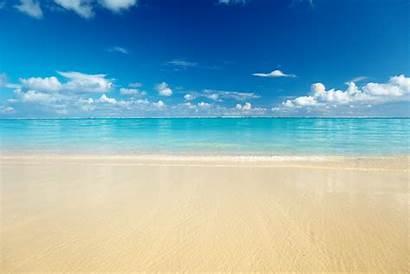 Sand Beach Sea Caribbean Wallpapers Summer Relaxing