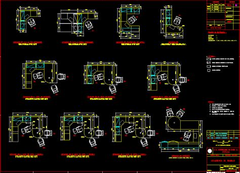 offices  dwg block  autocad designs cad