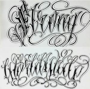 Chicano Lettering | beauty of the Barrio | Pinterest ...
