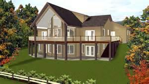 house plans with daylight basements walkout basements by e designs 3