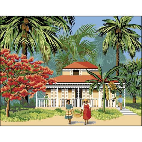 maison du canevas et de la broderie canevas p 233 n 233 lope la maison cr 233 ole luc cr 233 ations la maison du canevas et de la broderie