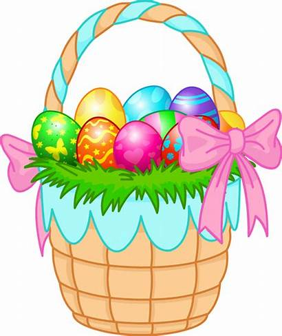 Easter Happy Basket Blessings Eggs Rebirth Spring