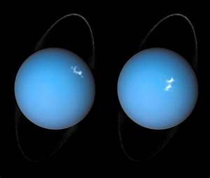A Rogue Mystery Planet Smacked Into Uranus And Changed It