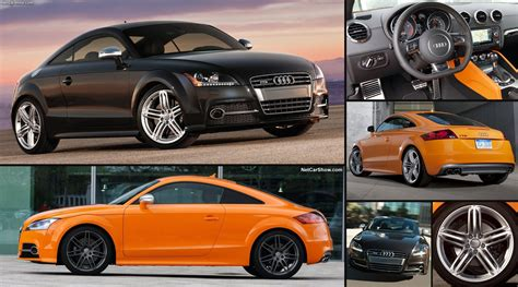 Gambar Mobil Audi Tts Coupe by Audi Tts Coupe 2011 Pictures Information Specs