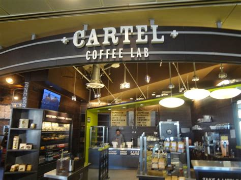 It is a place where people learn a lot about coffee, and also about themselves. Shelley's Coffee Notes: Cartel Coffee Lab - Phoenix Sky Harbor Airport - Phoenix, Arizona