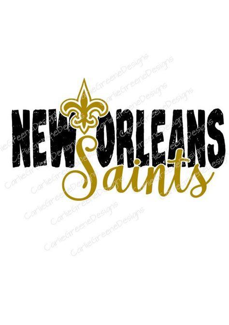 orleans saints svg file  orleans saints logo  orleans saints  orleans saints shirts