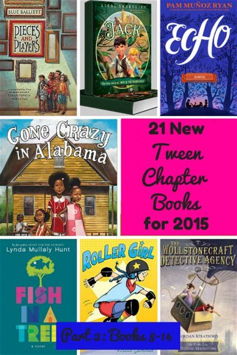 tween chapter books   titles    year olds