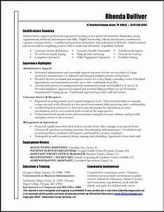 Great administrative assistant resumes administrative for Free administrative assistant resume templates