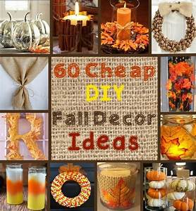 32, Creative, Ways, Fall, Decorations, Diy, Dollar, Tree, Simple