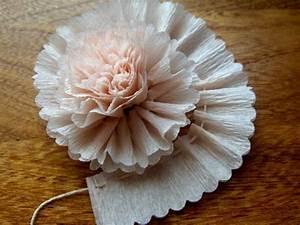 Fleur De Papier : comment cr er une fleur en papier cr pon astuces et ~ Farleysfitness.com Idées de Décoration