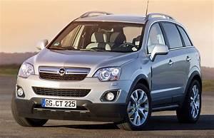 Opel Antara Edition Pack : bien quip le suv opel antara edition pack partir de 19990 euros auto moins ~ Gottalentnigeria.com Avis de Voitures