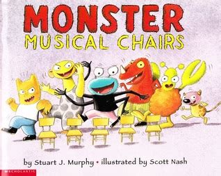 Learners experience scarcity in a game of musical chairs. Monster Musical Chairs by Stuart J. Murphy — Reviews, Discussion, Bookclubs, Lists