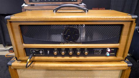Jj Electronic Announces A New Guitar Amp And It Uses A 300b