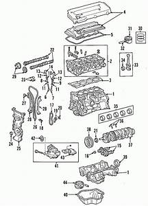 2002 Toyota Camry Parts Diagram