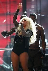 Christina Aguilera in Michael Forever Tribute Concert - Zimbio