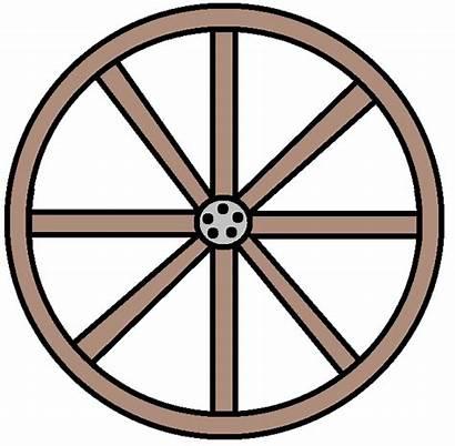 Wagon Wheel Clipart Wheels Western Clip Cliparts