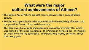 Chapter 29 The Golden Age of Athens - ppt video online ...