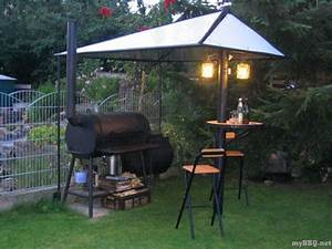 überdachung Selber Bauen : dach f r grill selbst gestalten das beste aus wohndesign ~ Articles-book.com Haus und Dekorationen