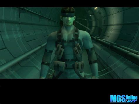 Metal Gear Solid 2 Images 614 Hd Wallpaper And Background