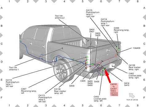 ford f150 trailer wiring harness diagram volovets info