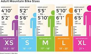 Height Chart For Mountain Bikes Size Top List Of Best Mountain Bikes Under 3000 Dollars In 2020