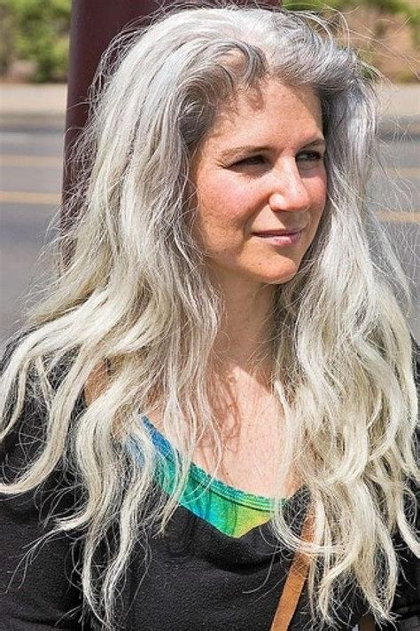 15 Best Ideas of Long Hairstyles On Older Women