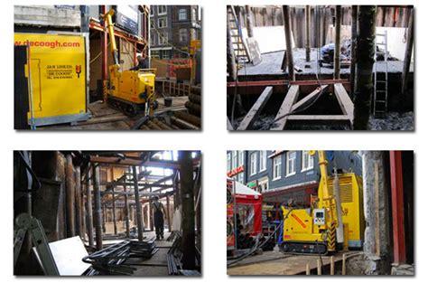 Garage Onderkelderen by Kelder Bouwen Amsterdam Decoogh Kelderbouw