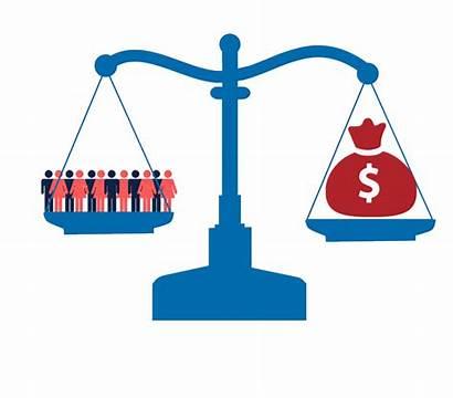 Evaluation Clipart Animated Money Transparent Balance Scale