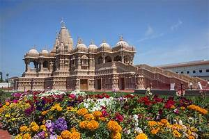 Hindu Place Of Worship Photograph by Chuck Kuhn