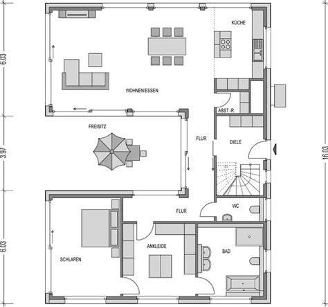 Haus In U Form by Haus U Form Grundrisse Wohn Design