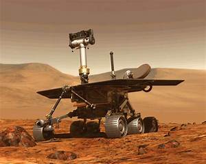 APOD: 2002 November 26 - Name This Martian Robot