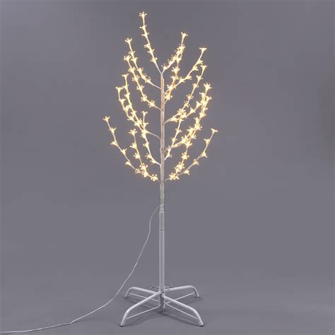 waterproof led christmas light tree lights warm white home