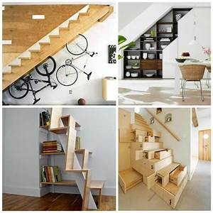 deco escalier 51 idees creatives et inspirantes With idee deco mur escalier