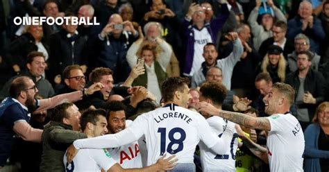 Tottenham discover their opponents for the third round of ...