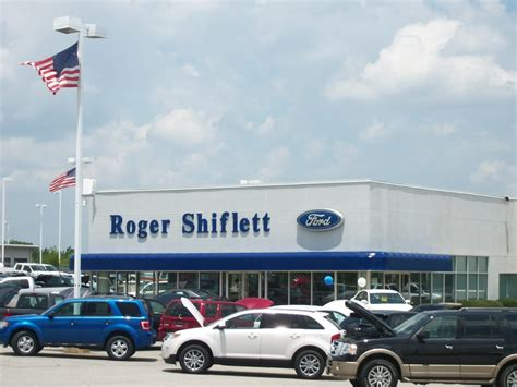 Roger Shiflett Ford   Car Dealers   714 Chesnee Hwy
