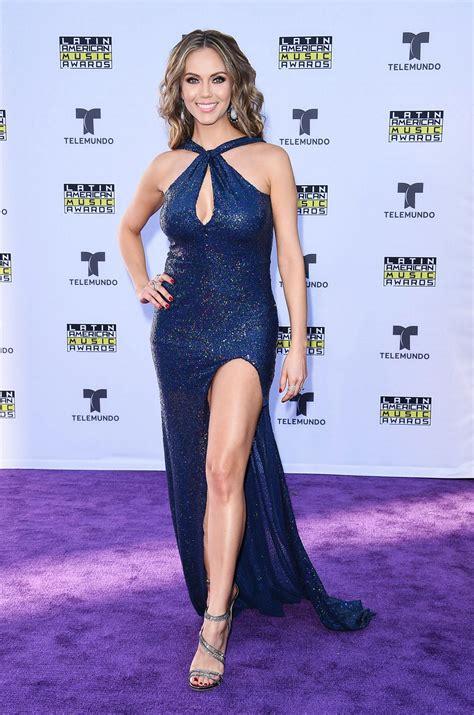 JESSICA CARRILLO at 2017 Latin American Music Awards in ...