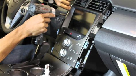 2102 Focu Fuse Box by 2013 Ford Edge Touch Screen Removal