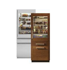 monogram fully integrated glass door refrigerator glass door refrigerator glass door