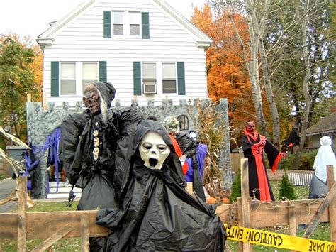 haunted house ideas outdoorthemecom