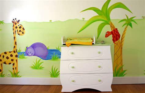 peinture mur chambre bebe chambre enfant peinture gallery of les meilleures ides de