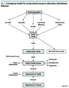 Resource Allocation Health Care
