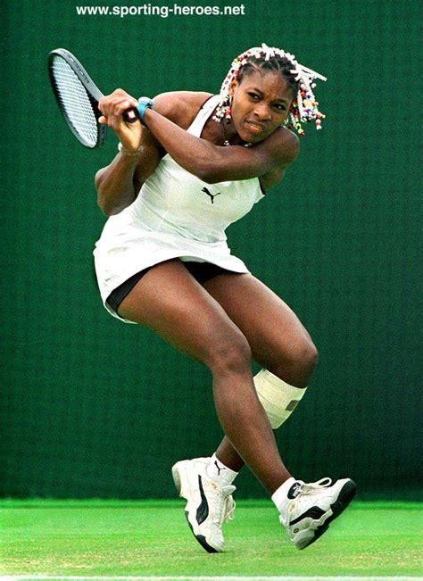 La alfombra roja de la gala met 2019 está siendo una verdadera fantasía y, si aún no lo crees, echa un vistazo al lookazo de atelier versace de la tenista serena williams que ha decidido cambiar las. Sports players: Serena Williams Tennis