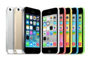 types of iphones review apple s iphone 5s iphone 5c and ios 7 time