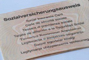 sozialversicherungsausweis beantragen wie wo
