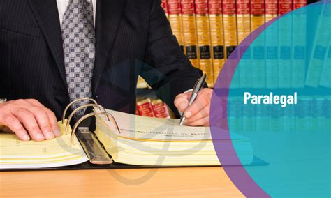 certified paralegal training    education